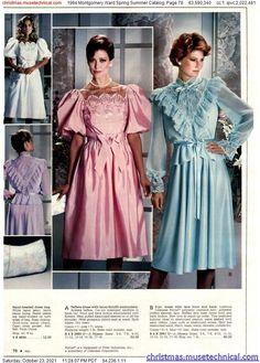 1984 Montgomery Ward Spring Summer Catalog, Page 78 - Catalogs & Wishbooks