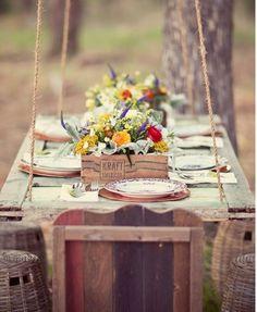 table-porte-balançoire