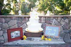 cake table ideas   CHECK OUT MORE IDEAS AT WEDDINGPINS.NET   #weddingcakes