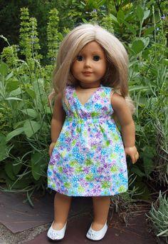 18 inch Dolls Clothes American Girl Doll by AbygailElizabeth, $8.25