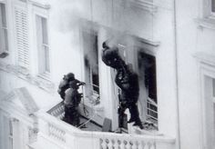 The SAS raid on the Iranian Embassy in London- The SAS, the greatest special forces in the world