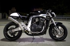 1993 GSXR1100 by Origin8or