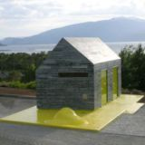 Award-winning Norwegian tourist facilities used Flowpoint paving jointing, available from Arcon Supplies