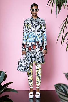 Opening Ceremony Resort 2015 - Runway Photos - Vogue