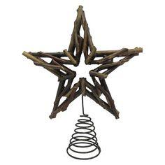 Twig Star Tree Topper