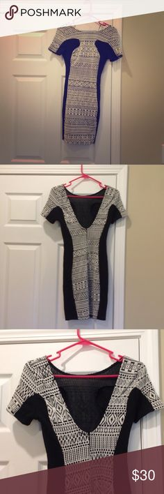 Cute Boutique Dress Never been worn. From Australia. Size 6 but us size 2 Dresses Mini