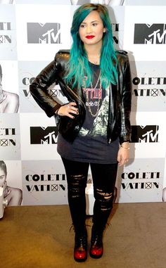 Demi Lovato Talks Past Drug Use: I Couldn't Go 30 Minutes to an ...