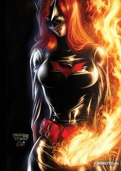 Batwoman- Kate Kane