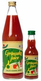 The best vegetablejuice I´ve had