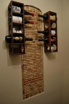 декор(разное)из винных пробок