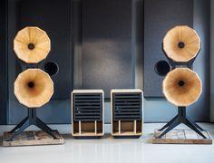 Imperia loudspeakers