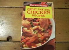 Great tasting food, Chicken recipes cook book. #swapmeet