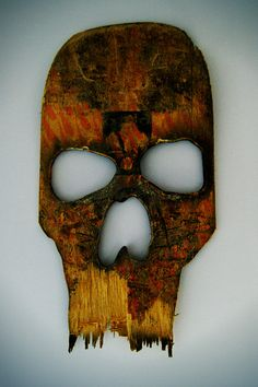 Broken Decks / SKULLS by Beto Janz, via Flickr