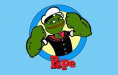Pepe the sailor man