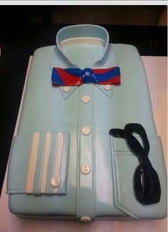 Men's BD cake