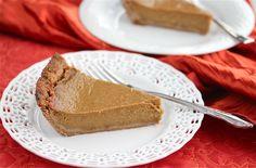 Gluten-Free, Dairy-Free Spiced Pumpkin Pie Recipe
