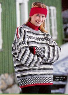 Fra Sandnes hefte 7912 Til fjells. Gratis oppskrift: http://www.sandnesgarn.no/oppskrifter/9712-til-fjells