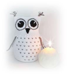 Create and Decoration: Crochet Owls Owl Crochet Pattern Free, Crochet Patterns Amigurumi, Free Crochet, Knit Crochet, Crochet Santa, Crochet Birds, Crochet Animals, Animal Knitting Patterns, Owl Patterns