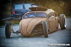 Volksrods | Check Kings of Cruisin for more info about that Volksrod!