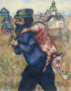 Marc Chagall | Le mouton 1927-28 | Sotheby's