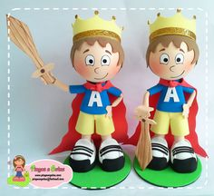Fofuchos Rei Arthur