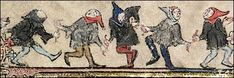 An introduction to Medieval Drama.