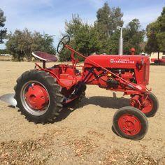 Antique Tractors, Vintage Tractors, Farmall Tractors, Compact Tractors, International Harvester, Ih, Heavy Equipment, Cubs, Tractors