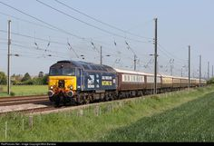 RailPictures.Net Photo: 57307 Direct Rail Services (DRS) Class 57 diesel…