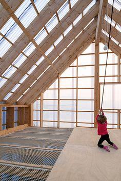PEN.DU — PENESTIN (56) Maison individuelle basse énergie - BRUT ARCHITECTES