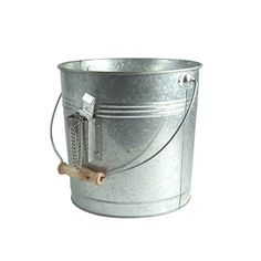 Ice Buckets - Artland Oasis Beverage Pail Galvanized Metal * Learn more by visiting the image link.