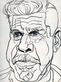 Ron Perlman. Tuesday February 14th, 2017