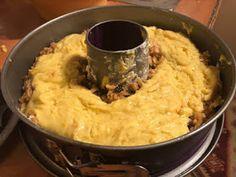 ΜΑΓΕΙΡΙΚΗ ΚΑΙ ΣΥΝΤΑΓΕΣ: Νηστίσιμη μηλόπιτα !!! Mashed Potatoes, Food And Drink, Cooking Recipes, Vegan, Ethnic Recipes, Sweet, Desserts, Blue, Fine Dining