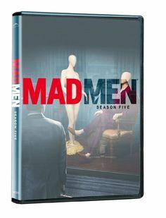 Mad Men: The Complete Fifth Season: Amazon.ca: Jon Hamm, Vincent Kartheiser, Elisabeth Moss, John Slattery, Aaron Staton, Rich Sommer, Chris...