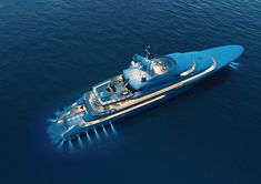 The Red Square yacht may command a princely sum, but you'll live like a prince (or a princess) aboard its bow.