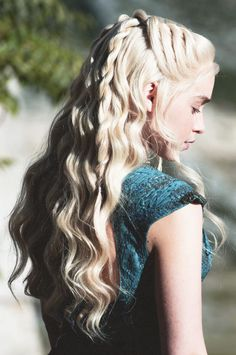 Daenerys Targaryen  Game of Thrones Emilia Clarke
