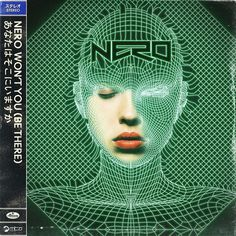 "Washington DC - Nero, a british electronic music trio, has recently launched their new song ""Won't You (Be There)"" under MTA Records based in London, England. The single is wobbly dubstep track with vocals by Nero's vocalist, Alana Watson.Check It Out! Cd Artwork, Arte Cyberpunk, Matrix, Retro Waves, All I Ever Wanted, Glitch Art, Design Graphique, Retro Futurism, Futurism Art"