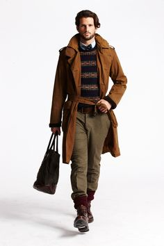 FALL 2013 MENSWEAR Ralph Lauren /  Polo Sportswear
