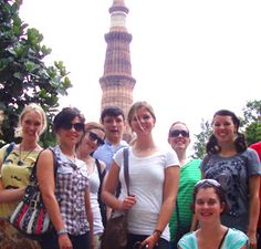 Summer Volunteer Programs in Delhi, India with Volunteering Solutions  http://www.volunteeringsolutions.com/india/volunteer/volunteer-in-india