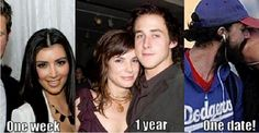 15 Weird Celeb Couples You Won't Believe Dated In The 2000s 15 Weird Celeb Couples You Won't Believe Dated In The 2000shttp://ift.tt/1TzKeun Ah the 2000s. A time when Friends was still on the air the Harry Potter films were in full swing and punk rock was at an all-time high