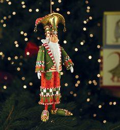 Patience Brewster - Nutcracker Ornament