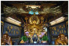 廟宇之旅-行!來去拜拜: 台北市關渡宮