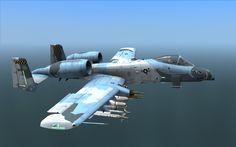 More A-10 Camo.