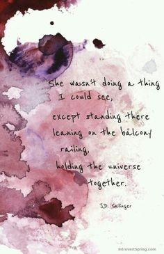 The Catcher in the Rye, - J.D. Salinger