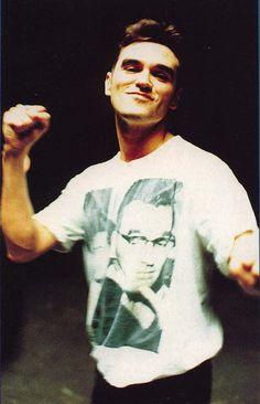 Morrissey, Philipshalle Düsseldorf, 23 December 1992