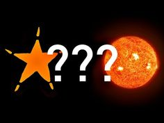 Why are Stars Star-Shaped? - YouTube