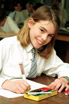 Billie Piper. even she had an gawky stage!