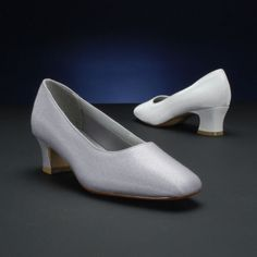 DYEABLES GRACE-WIDE WIDE Wedding and Bridesmaids Shoes WIDE Bridal Shoes: