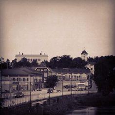 Kristiinankaupunki, Finland. - Kajsa Snickars (@KajsaSnickars) | Twitter
