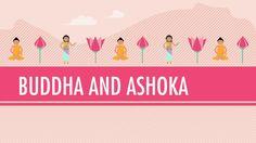 Buddha and Ashoka: Crash Course World History #6, Crash Course History available in US and World History.