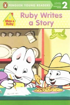 (Red) Writes a Story (Paperback)